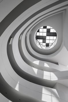 Monochrome, Geometric Skylight Detail in Singapore Institute of Technology at Singapore Polytechnic. Photo by DPD