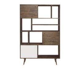 "Drumard 71"" Cube Unit Bookcase"