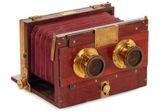 Mackenstein Stereo Camera : Lot 0588