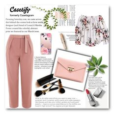 """""""Casefity 11/15"""" by arijanagetos55 ❤ liked on Polyvore featuring Casetify, Topshop, Burberry and Iman"""