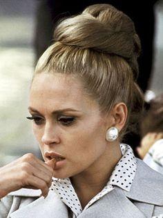 Faye Dunaway in 1968