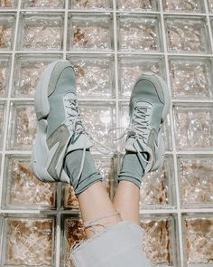 Who says sneakers can't have style? From joggers to slip ons to platforms, we've got trending shoes that are sporty and sweet. High Tops, Joggers, Adidas Sneakers, Platform, Slip On, Sporty, Leather, Shopping, Shoes