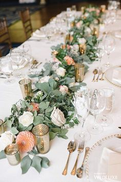 Wondrous Eucalyptus Wedding Decor Ideas For Amazing Spring - Wedding Dream Wedding, Wedding Day, Rooftop Wedding, Perfect Wedding, Wedding Anniversary, Simple Elegant Wedding, Wedding Summer, October Wedding, Wedding Beauty