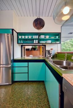 Kitchen Designers Seattle Adorable This Is A 1965 Kitchen That I Could See Someone Totally Rocking Decorating Design
