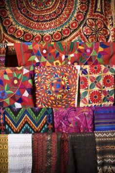 So many pretty fabrics