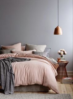 Have More Lovely Scandinavian Interior Bedroom Beds 24 Bed Ideas For Scandinavian Bedroom If you're searching for a traditional Scandinavian design from interior dec. Pastel Bedroom, Bedroom Colors, Small Bedroom Designs, Modern Bedroom Design, Modern Bedrooms, Cozy Bedroom, Bedroom Decor, Bedroom Ideas, Bed Ideas