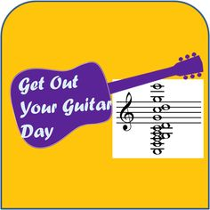 Niojak HR Mall | Get Out Your Guitar Day Employee Engagement Event Kit