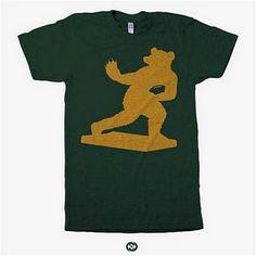 Heisman Bear!