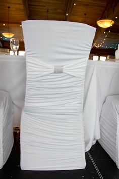 ivory ruched chair covers rental philadelphia spandex | 2014 events pinterest covers, ...