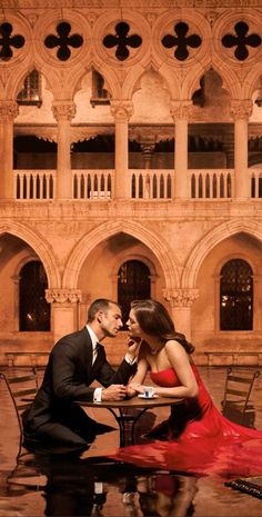 A Fine Romance ~ Share coffee and a romantic chat with someone special (Lavazza Coffee Calendar)