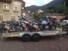 www.motortrailer-huren.com - huur voordelig een motortrailer voor 1 t/m 5 motoren.