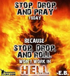 ...that's right...of hell
