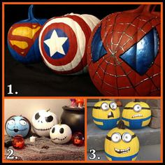 Dollar Store Crafter: 3 Ways To Decorate Your Halloween Pumpkins With Pa...