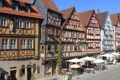 ein typisches deutsches Haus