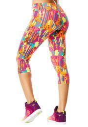 Amazon Perfect Capri Leggings | Zumba Wear. Save 10% on new styles with affiliate code 10SALE on www.zumba.com