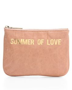Rebecca Minkoff, Summer of Love Cory Pouch - so cute!