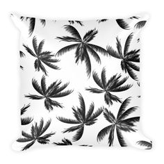 Palm Tree Pillow ($43) ❤ liked on Polyvore featuring home, home decor and throw pillows