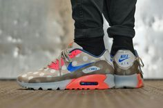 "Nike Air Max 90 ICE City QS ""New York City"""