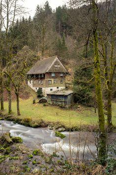 Wild-Gutach Valley - Black Forest (Germany)