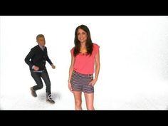 Ellen Scares Bethenny During Her Commercial! - I love how Ellen always scares people!