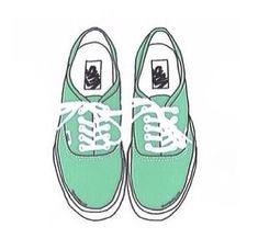 vans ♡ green ♡ mint ♡ tumblr overlays ♡ tumblr transparents