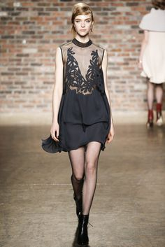 Maiyet | Fall 2016 Ready-to-Wear Collection | Vogue Runway