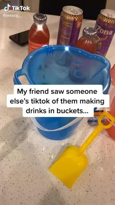 Alcohol Games, Mixed Drinks Alcohol, Party Drinks Alcohol, Kid Drinks, Alcohol Drink Recipes, Summer Drinks, Alcoholic Drinks, Sleepover Food, Girl Sleepover