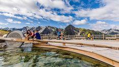 Ahornsee Mayrhofen, Tours, Summer