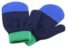 Dětské palčáky Reima Stig - green/navy Gloves, Winter, Green, Kids, Fashion, Winter Time, Toddlers, Moda, Boys