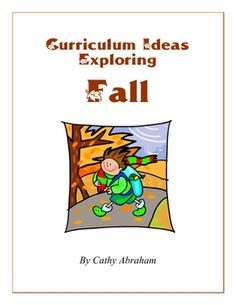 Free Fall Curriculum ideas on Tpt