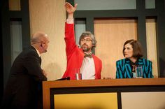 """Paula Poundstone and Mo Rocca on the """"Wait Wait Don't Tell Me"""""""