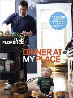 Dinner at My Place by Tyler Florence http://www.amazon.com/dp/B0027CSNDU/ref=cm_sw_r_pi_dp_1LXivb093MXER