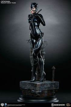 Figura Premium de Catwoman versión Tim Burton – Nerdgasmo