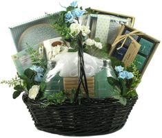 Spa Day Gourmet for Her Womens Birthday Holiday or Mothers Day Gift Basket Idea * You can get more details by clicking on the image.