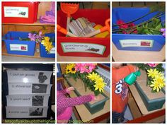 ideas for dramatic play