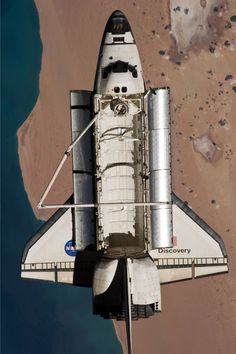 Space Shuttle Discovery                                                                                                                                                                                 More