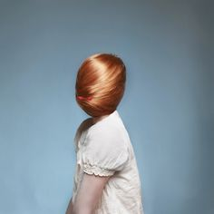 Hair Portraits by Maia Flore