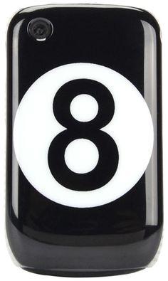 Carcasa rigida Mooster bola billar 8 Blackberry 8520 #tecnologia #ofertas…