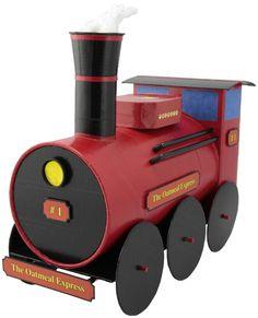 Oatmeal Train