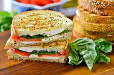 Grilled Margherita Sandwiches-11