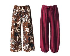 Sewing Pants Pattern Pjs Ideas For 2019 Diy Couture, Couture Sewing, Sewing Pants, Sewing Clothes, Sewing Patterns Free, Clothing Patterns, Pantalon Large, Make Your Own Clothes, Pants Pattern
