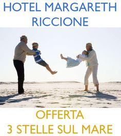 Offerta Hotel Riccione per anziani con nipotini! Offerta nonni per vacanza al mare con soggiorno per pasqua, marzo, aprile, maggio 2014. Hotel 3 stelle sul mare
