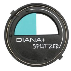 Lomography Diana Splitzer +, Multiple Image Device for the Diana and Diana+ M... $14.95      CHECK!