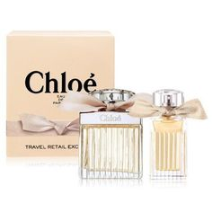 Chloe Signature by Chloe, Travel Gift Set for Women, 2 piece