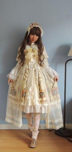 Victorian Me | via Tumblr | We Heart It