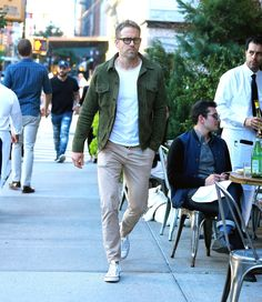 The Best Dressed Men Of The Week: Gosling, Beckham And A Maestro Of Savile Row
