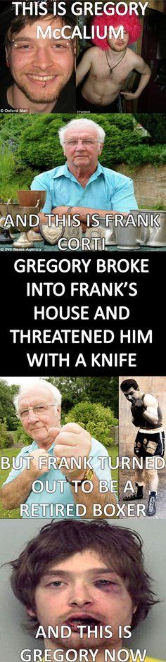 Congratulations Gregory
