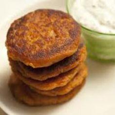 Sweet Potato Pancakes | Organic Recipe Book
