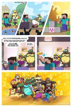 Super Smash Bros Characters, Super Smash Bros Memes, Nintendo Super Smash Bros, Super Mario Bros, Video Game Memes, Video Games Funny, Funny Games, Super Smash Ultimate, Mundo Comic