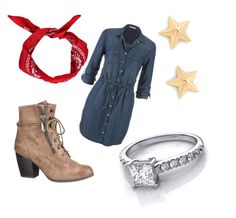 """TALIA OUTFIT 6"" by solisdancer on Polyvore"